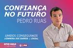 PRESIDENTE FREGUESIA ELEITO AZINHEIRA BARROS