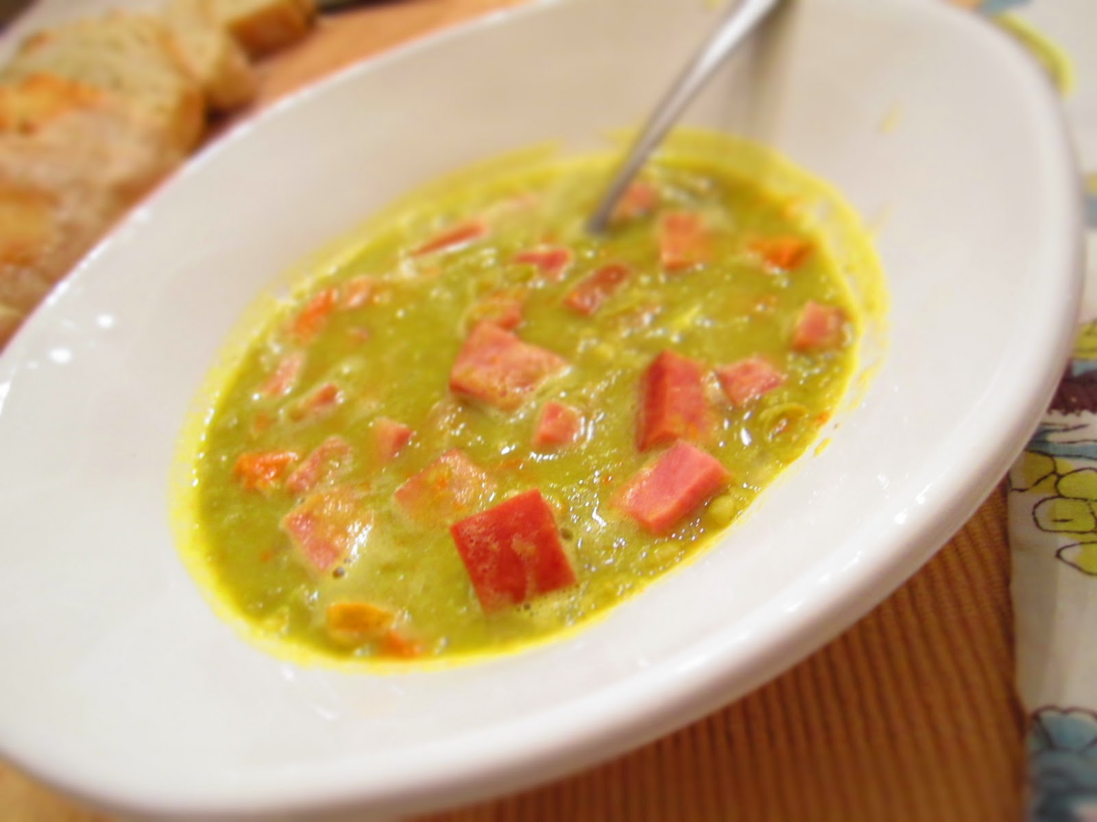 Split-Pea Soup With Ham Recipes — Dishmaps