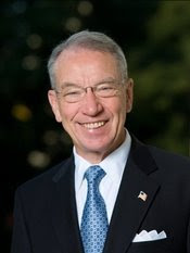 Iowa Senator Charles Grassley Food and Fuel Ethanol