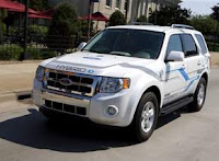 Ford Escape Hybrid Flex Fuel Vehicle Department of Energy DOE