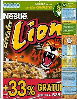 Film de ce soir pr ce ki galere - Page 3 Nesrle+cereales+Lion+caramel+chocolat