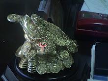 Feng shui desde china con caty camacho fuente del dinero - Rana de tres patas feng shui ...