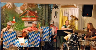 German-style 'Umpa' Band at King Ludwig's - Leavenworth
