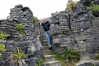 Punakaiki Pancake Rocks - Paparoa National Park