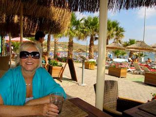 Seaside Promenade - Gumbet, Turkey