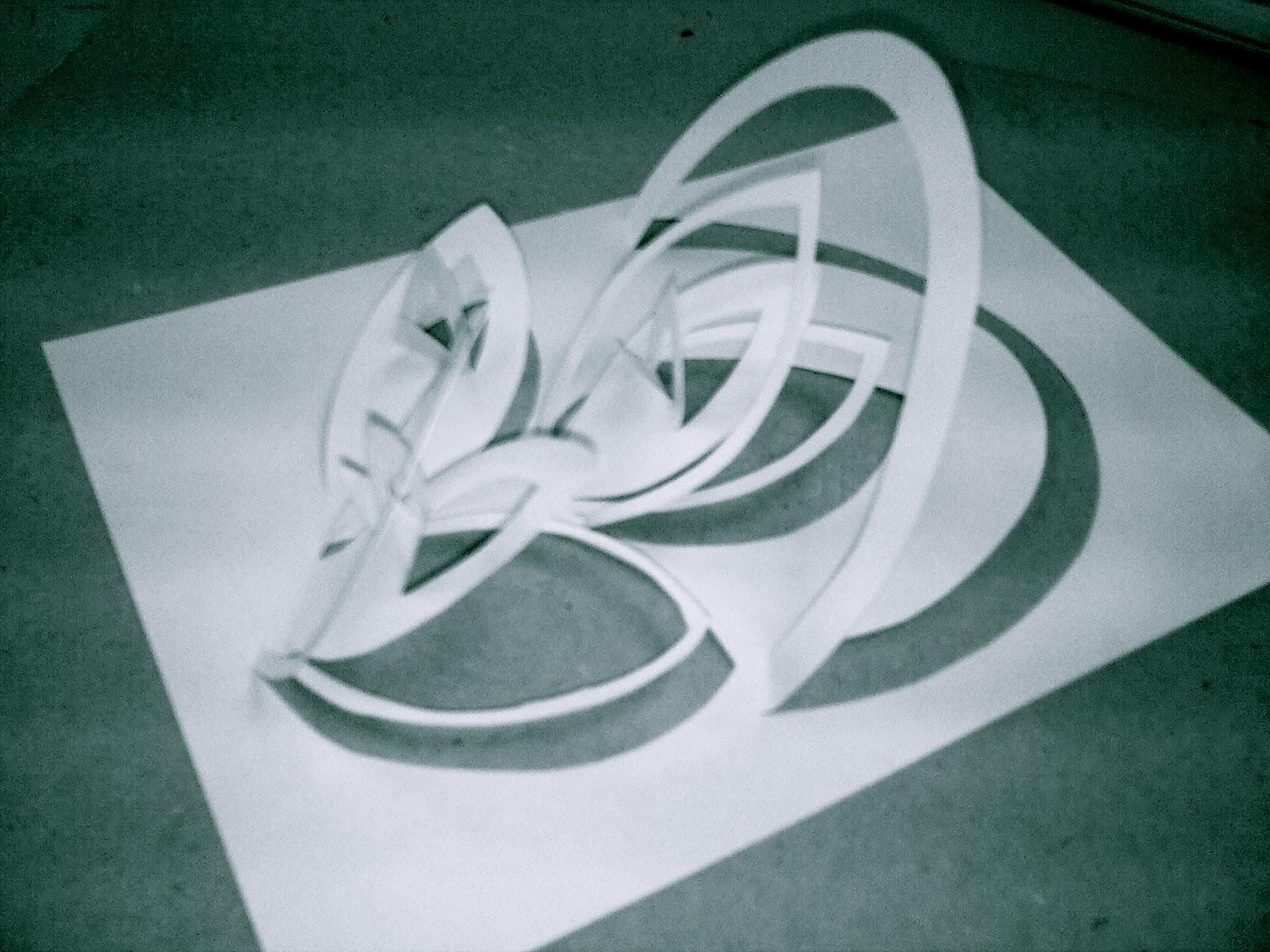 paper sculpture techniques