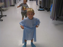 Quinn before his ear surgery
