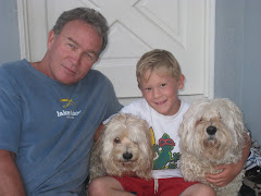 Uncle Jerry, Dogs and Quinn