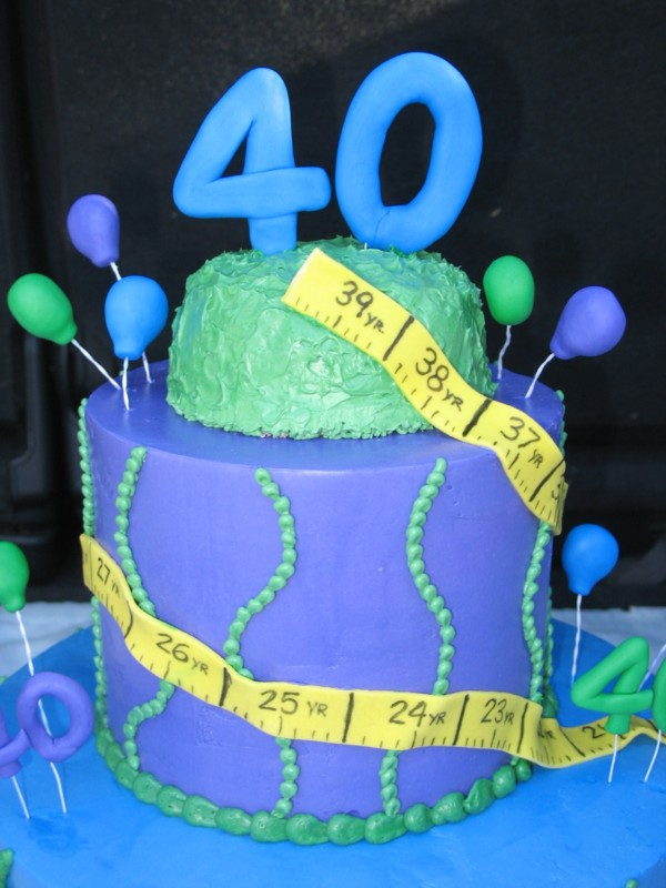 cake ideas for 40th birthday. 40th Birthday Cake Pictures