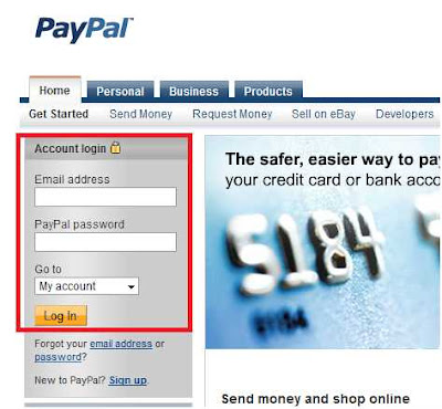 how to create merchant id in paypal