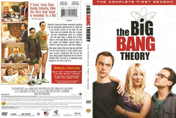 The Big Bang Theory 1-6 Temporadas Completas 720p