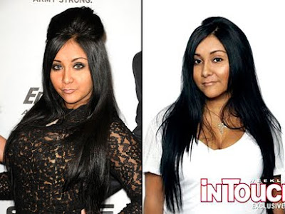 Snooki on Rock This Look   Snooki   Stripped Down