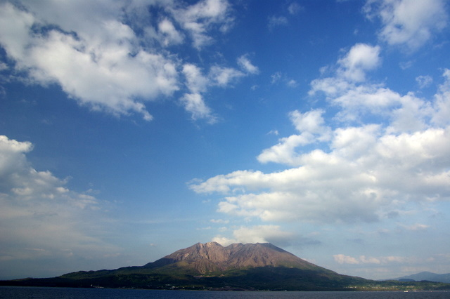 桜島BLUE SKY