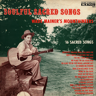 Wade Mainer - Old Time Banjo Tunes