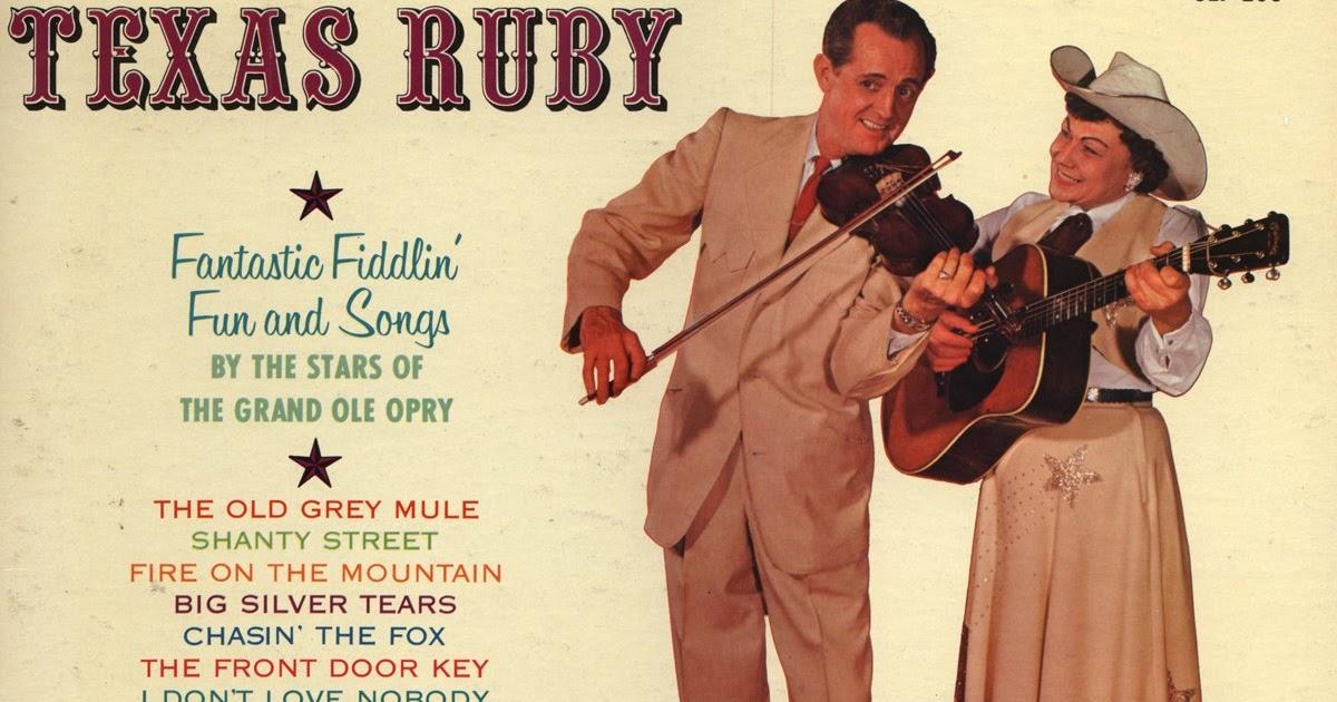 Curly Fox - Texas Ruby The Old Grey Fox - Shanty Street