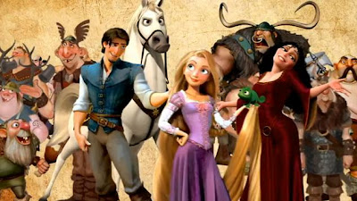 """Disney Noticias Mexico: Personajes de """"Enredados"""" podrían llegar a ..."""