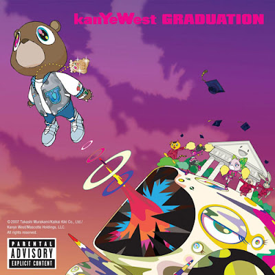 kanye west graduation album cover art. Kanye West - Graduation