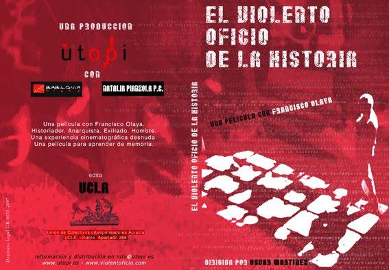 Resultado de imagen de EL VIOLENTO OFICIO DE LA HISTORIA