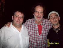 yo, Renatão Teixeira (bota íntimo) e o Mano