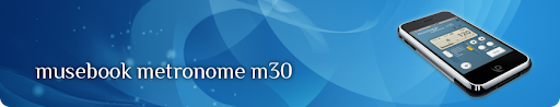 musebook metronome m30