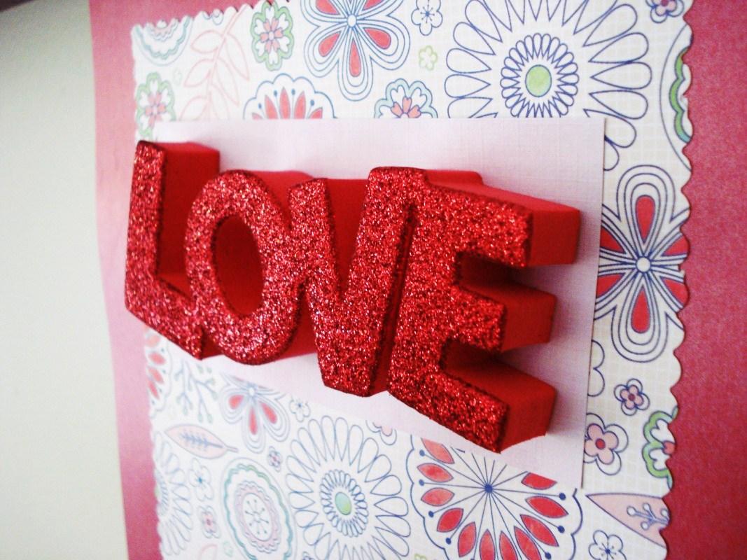 Heart Maine Home: Valentine's vignette