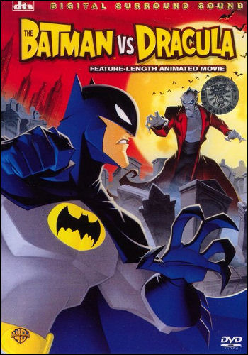 Batman Vs Drácula – Dublado – 2005