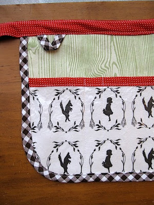 Little Red Riding Hood Craft Apron