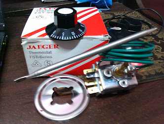 JAEGER Thermostat FTS-ZA40