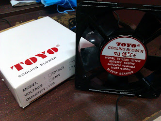 TOYO Cooling Fan Blower