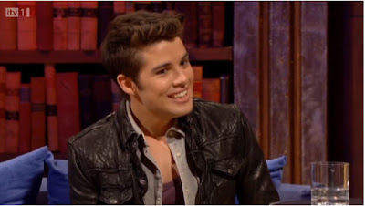 Joe McElderry on Paul O'Grady Live (ITV1 15/10/2010)