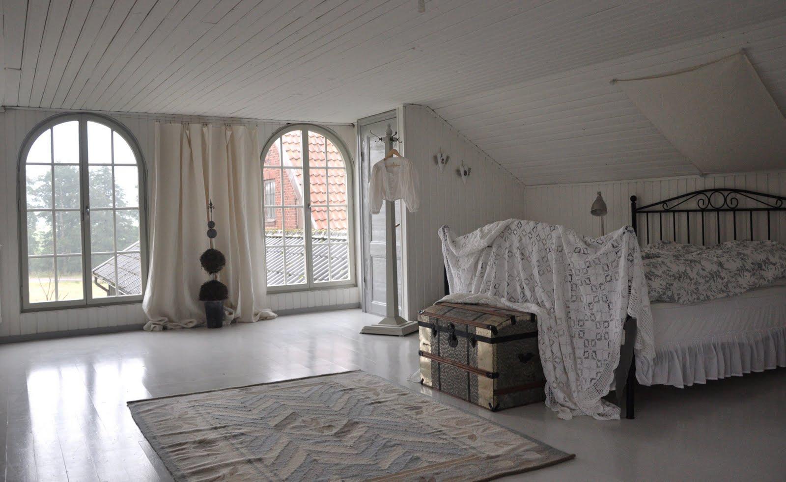 Den gamla skolan: sovrummet del 1