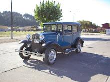 Modelo 1931 4 Cuatro Puertas