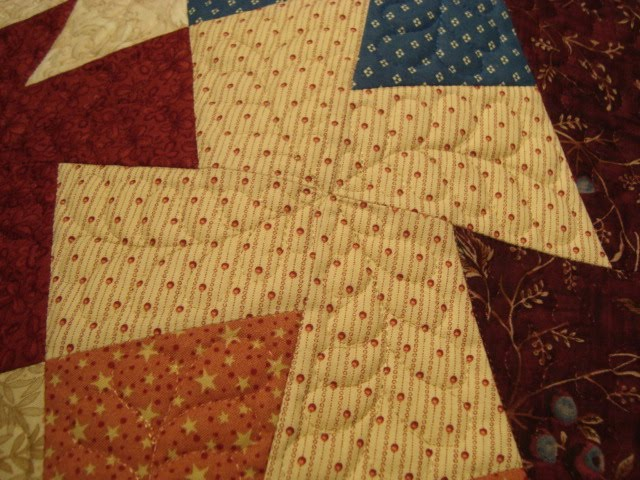 Dutch Windmills - Quilt in a Day - Quilting Fabric, Quilt Patterns