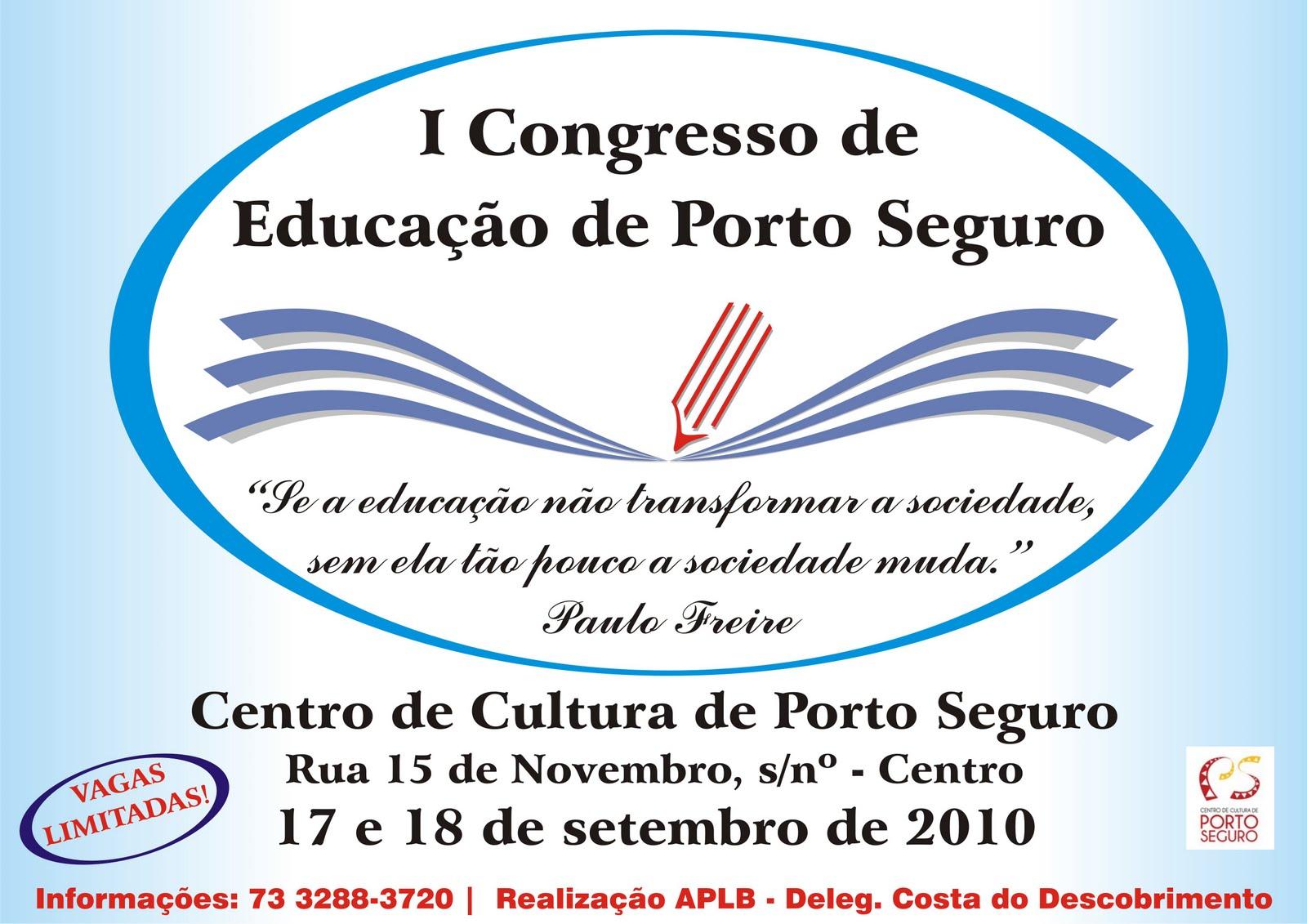 Fotos do congresso em porto seguro 2010 86