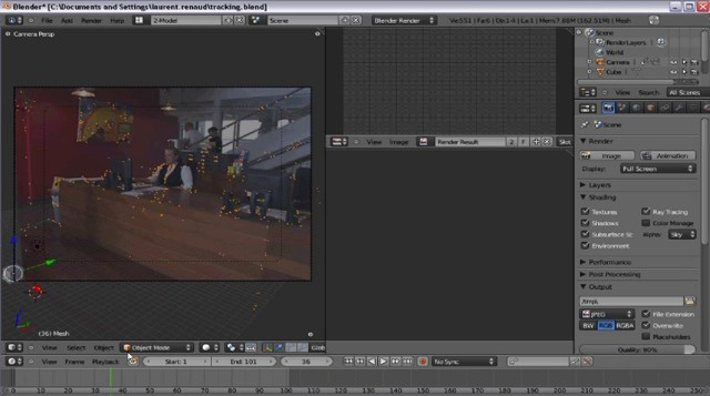 how to choose render format after effect