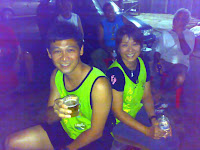 Iced Boria couple - in uniform