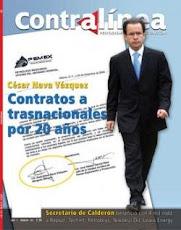 UNA PEQUEÑA MUESTRA DE LA CORRUPCION PANISTA.