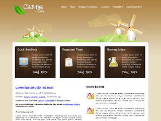 cantya templates, blogger templates, css templates to blogger,