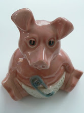 WOODY THE NAT WEST PIG - £11.00