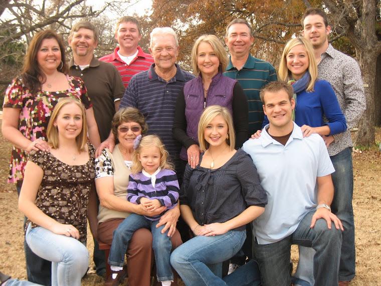 Forrester Family
