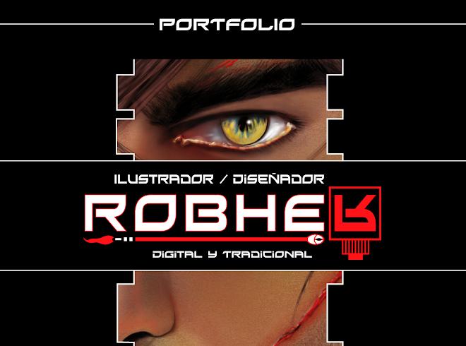 Ilustrador Diseñador Profesional - Robher