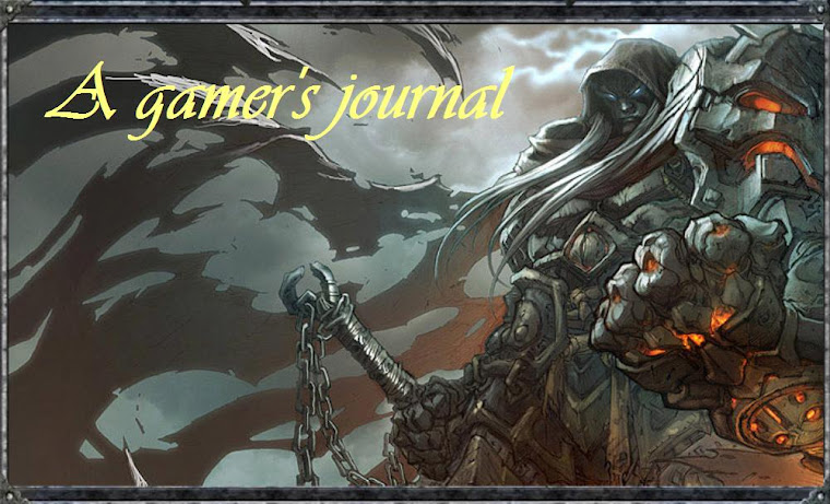 A gamers' journal