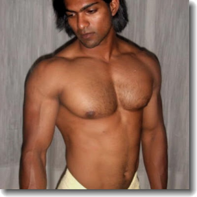 muscle Naked srilankan