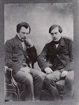 Carte Postale de Jules et Edmond de Goncourt