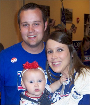 the duggars 2011. I met up with the Duggars on