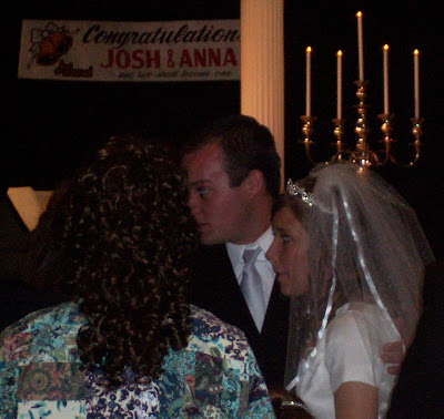 Josh and Anna Duggar Arkansas Wedding Reception Photos.
