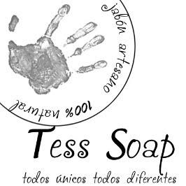 Tess Soap todo artesano, todo con mis manos