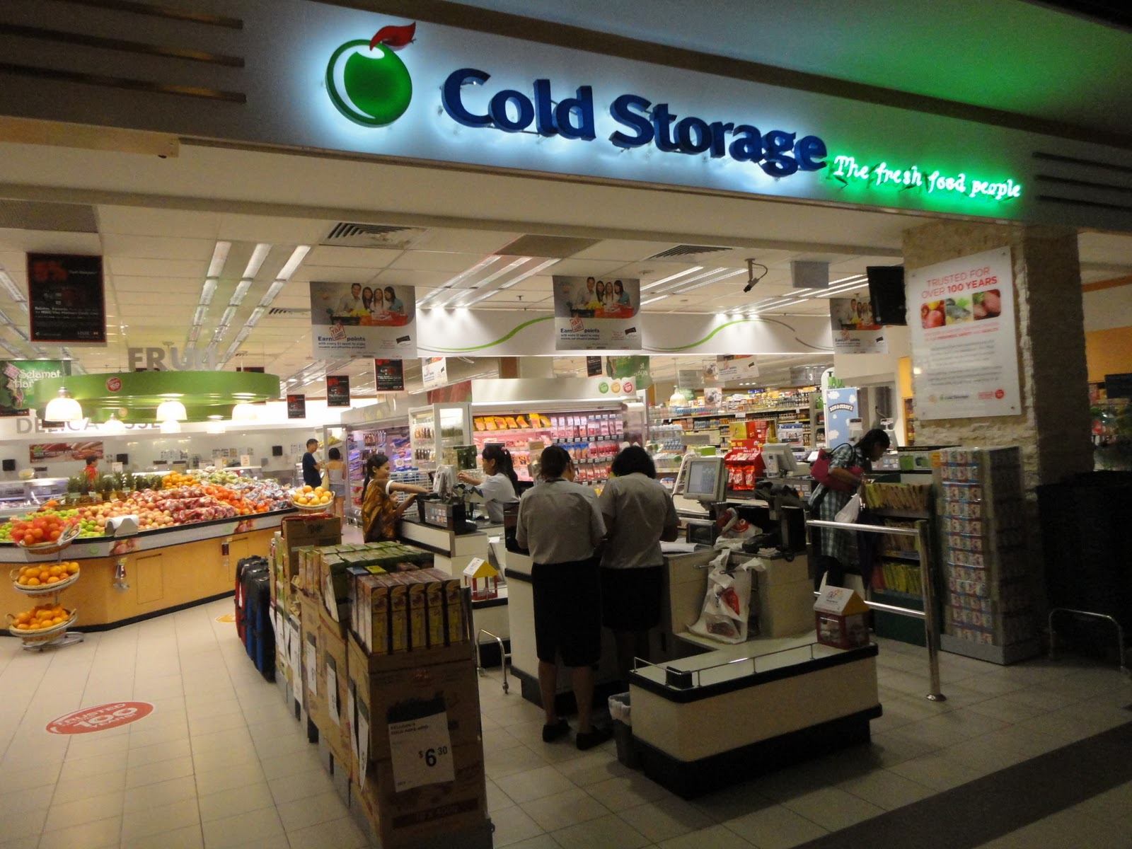 Cold Storage at Anchorpoint & MyQueenstopedia #2 - Supermarket Guide Part I|My Queenstown