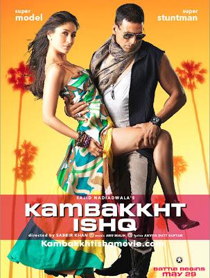 Kambakkht Ishq (2009) - 1CD - Pre-Dvd - Rip - XviD