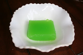 Lemon-Lime Jello
